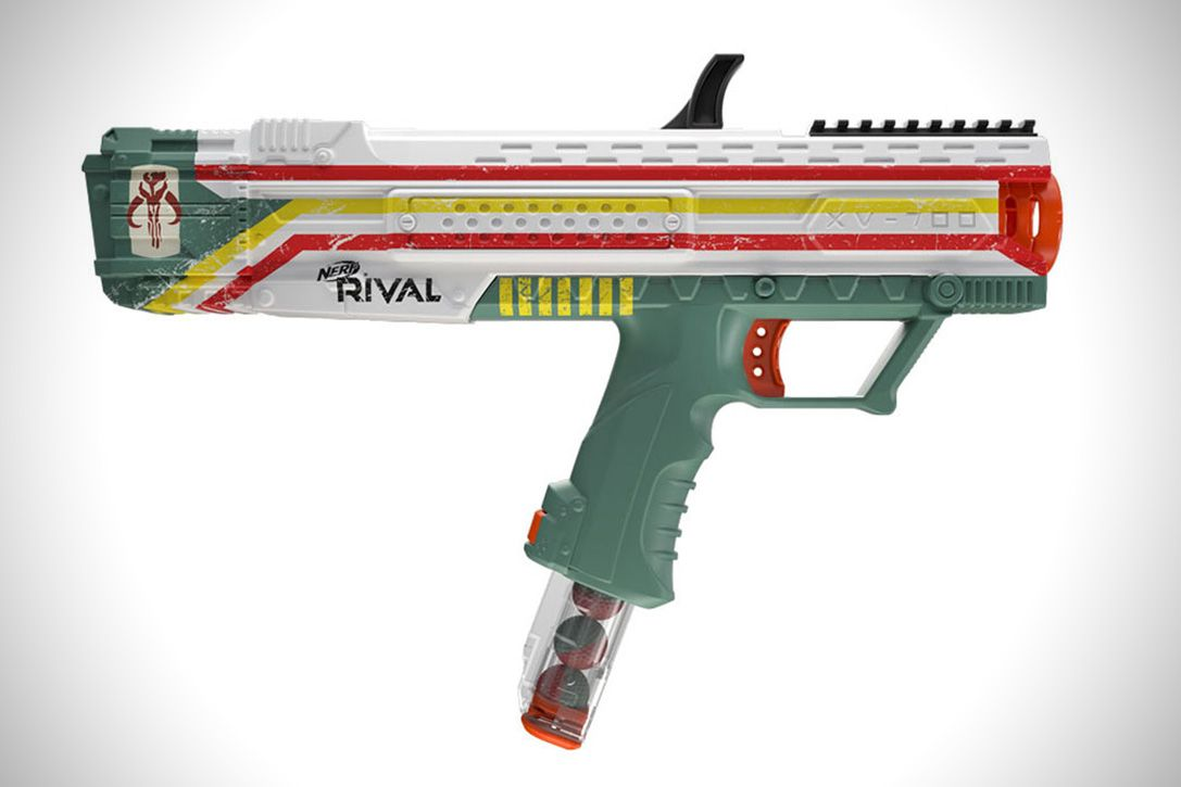 Nerf Rival Hera Firing Range Test with Nerf Rival Rechargeable Battery Pack  (New Nerf Guns