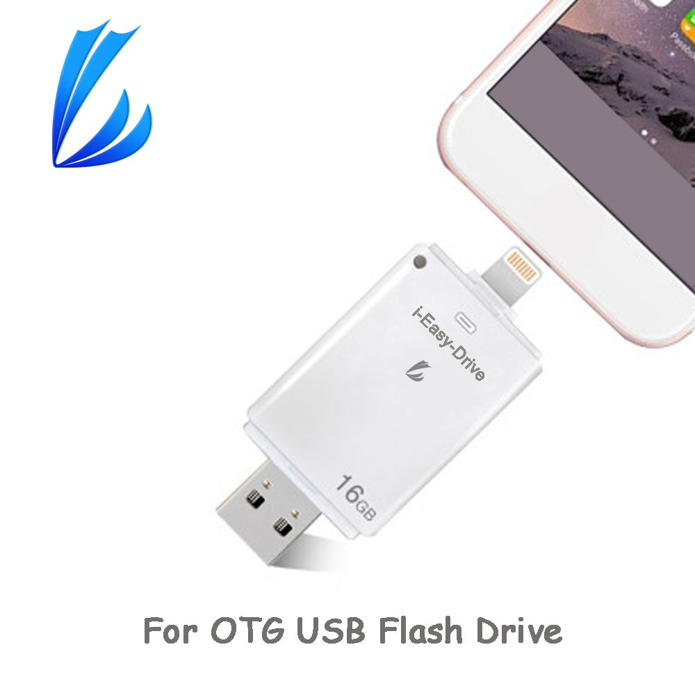 Ll Trader Usb Flash Drive Otg 128gb Pen Drive Key Pendrive For Ipad Android Pc Iphone Mini Flash Usb Drive Ios Memory Usb Stick Affiliate