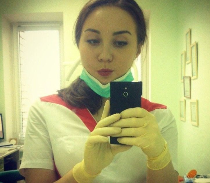 Nurse Gloves Handjob 33