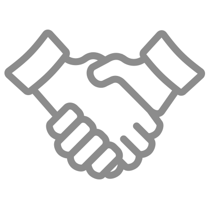 Handshake Icon Job Application Job Beauty Job