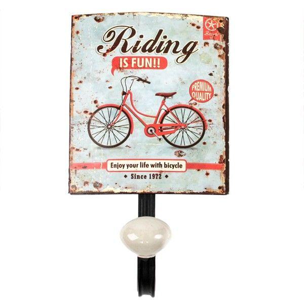 Porte manteau metal joe moto kalico • déco vintage • pinterest décoration pas cher objet deco et déco vintage
