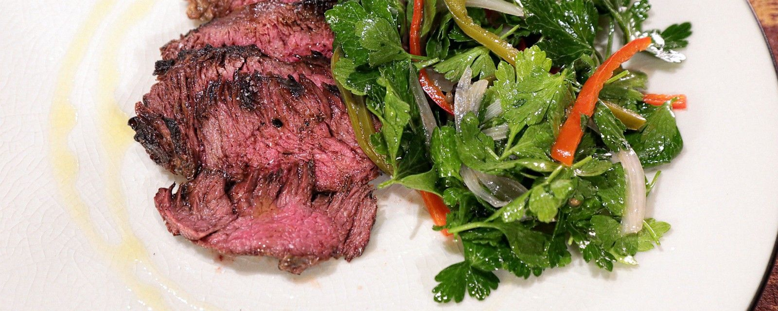 This Grilled Steak Steak Dishes Chili Salad Beef Recipes