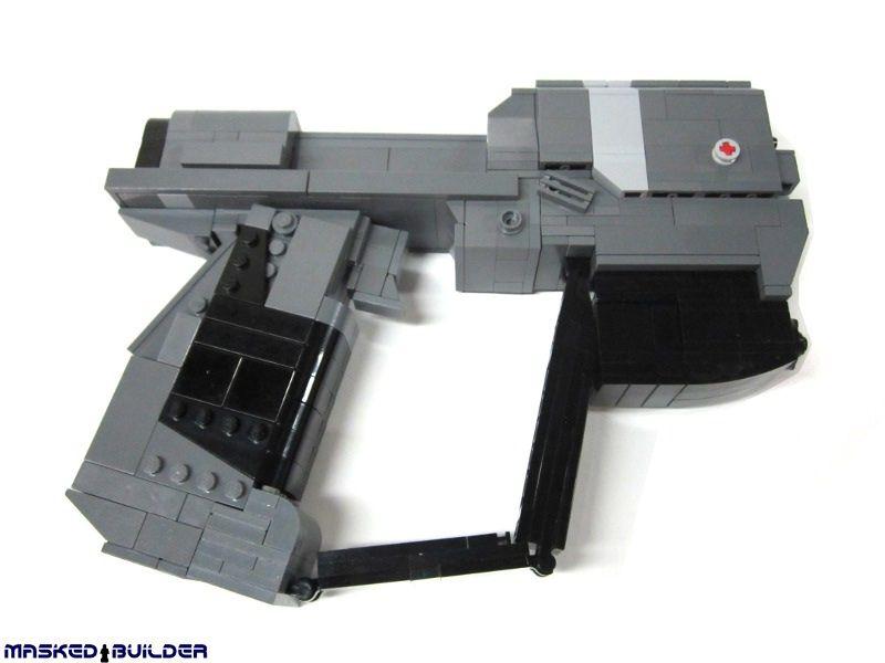Halo 4 Magnum   by Masked Builder