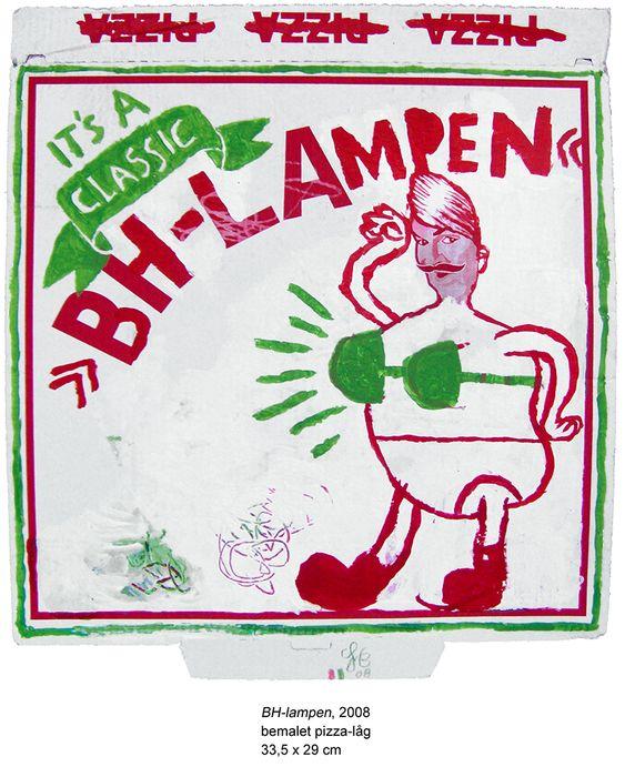 Soeren Behncke Bh Lampen Illustration Classic