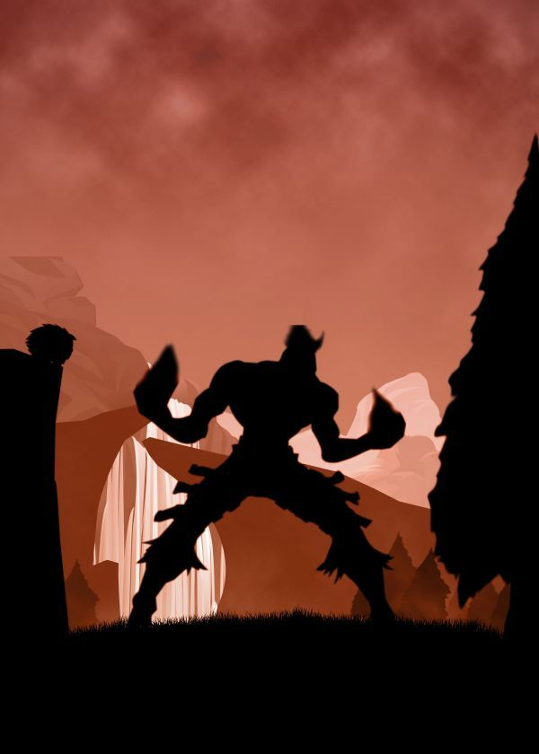 League Of Legends Silhouette Characters Displate Posters