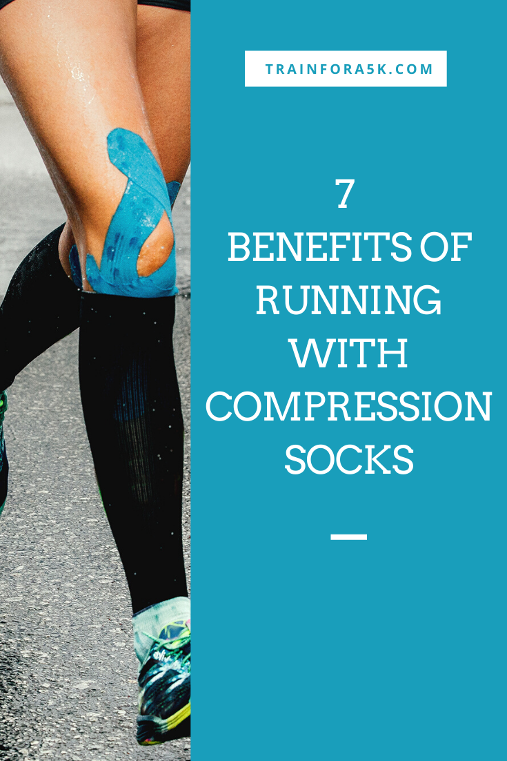 Benefits Of Running With Compression Socks Trainfora5k Com Benefits Of Running Compression Socks Long Distance Running Training