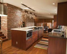 Houzz Mid Century Modern.Mid Century Modern Kitchen Remodel From Houzz Bellaire