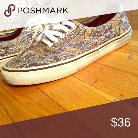 493127bac0eca1 Paisley Classic vans Rare Vans Shoes Sneakers