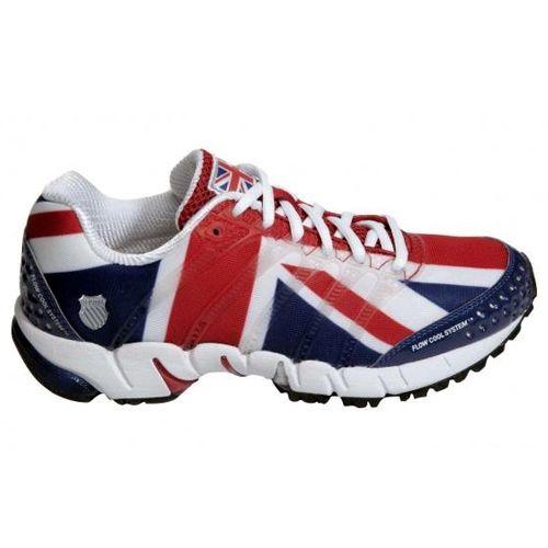K Swiss K Ona S Flag Series Men S United Kingdom Flag Running Free Canada Union Jack Union Jack Clothing Running Shoes