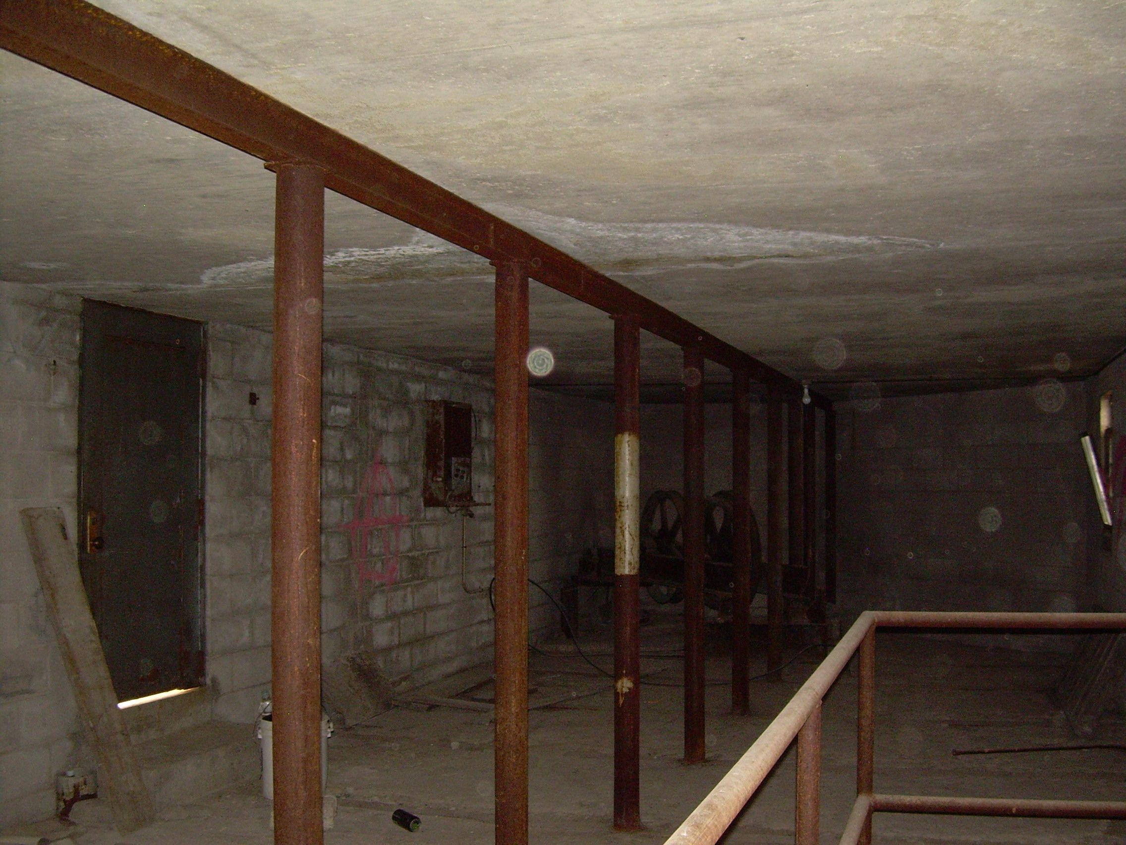 Attic Area Over The Old Tb Hospital Ward Mansfield