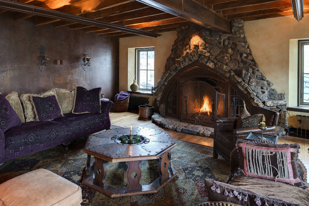 see inside 'harry potter house' listed for 29m in