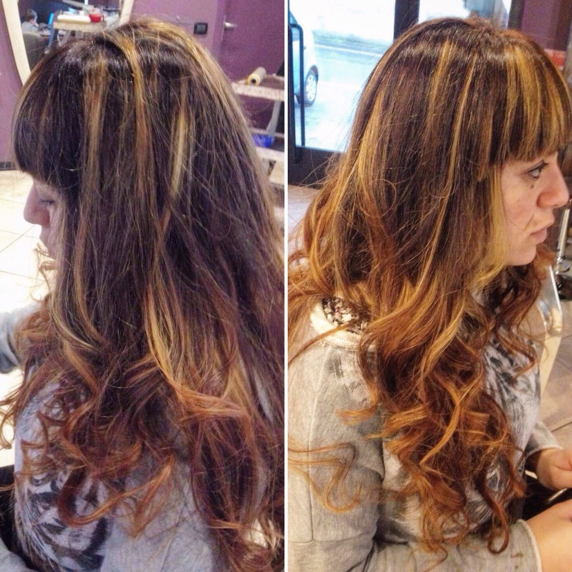 Curly hairs by Semplicemente Lara