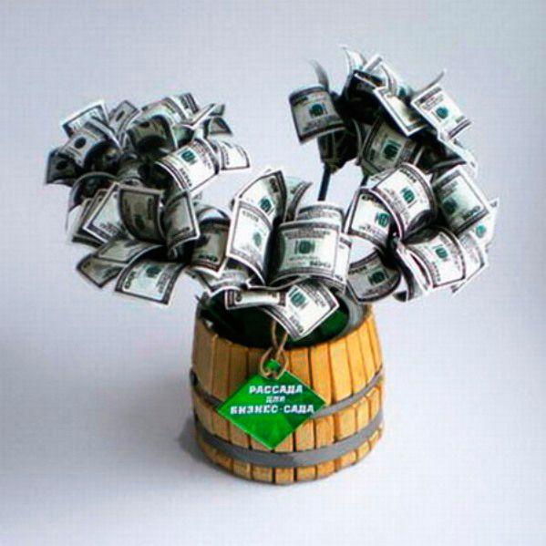 как оригинально подарить деньги (с изображениями) | С днем ...