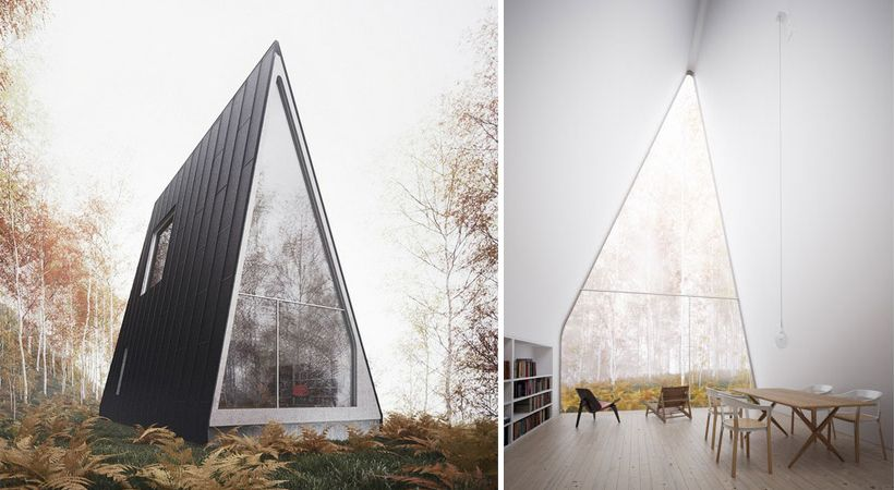 10 Beautiful Buildings Shaped Like Triangles