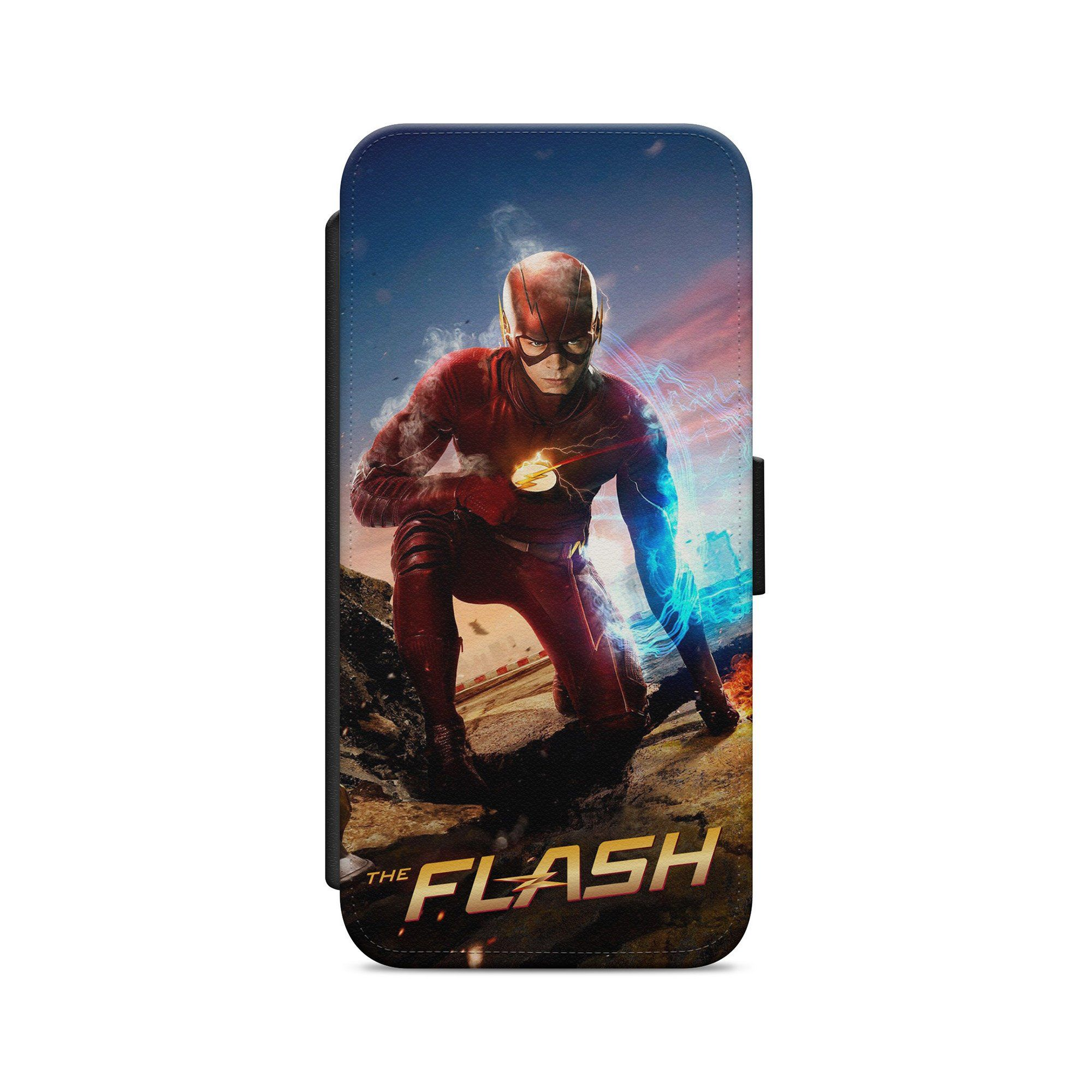 iphone 8 flip case marvel