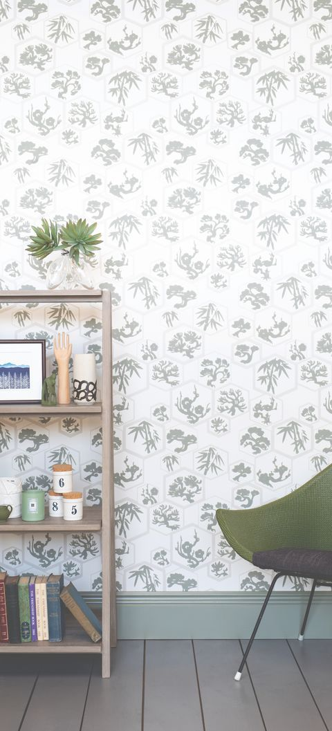 Farrow & Ball launch three new wallpaper designs New