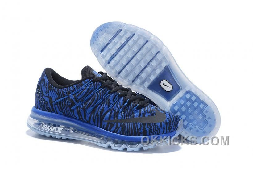 Buy Nike Air Max 2016 Print Men's Running Shoes Black Blue New Arrival from  Reliable Nike Air Max 2016 Print Men's Running Shoes Black Blue New Arrival  ...