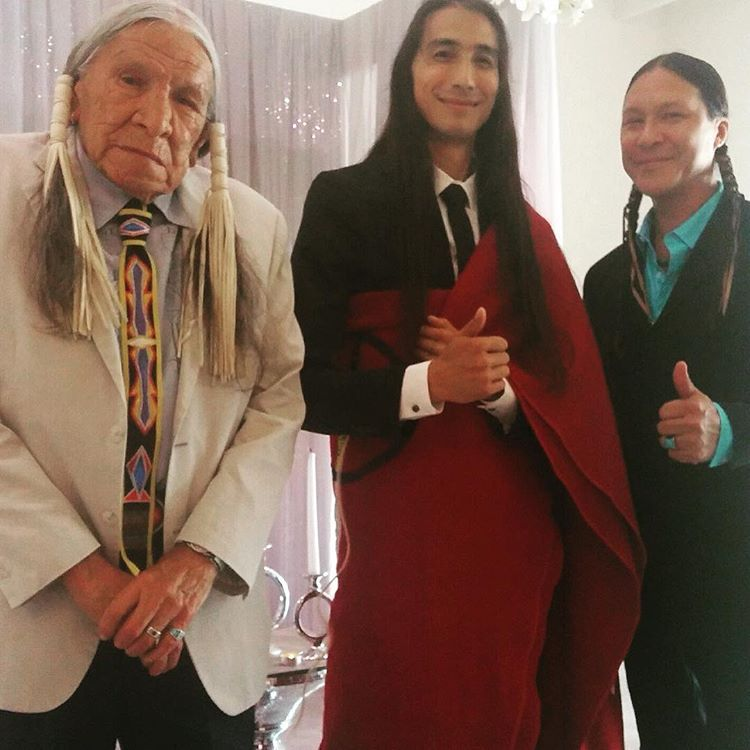 Jason Momoa Zahn Mcclarnon: Saginaw Grant, Gerald Tokala Clifford And Rick Mora At