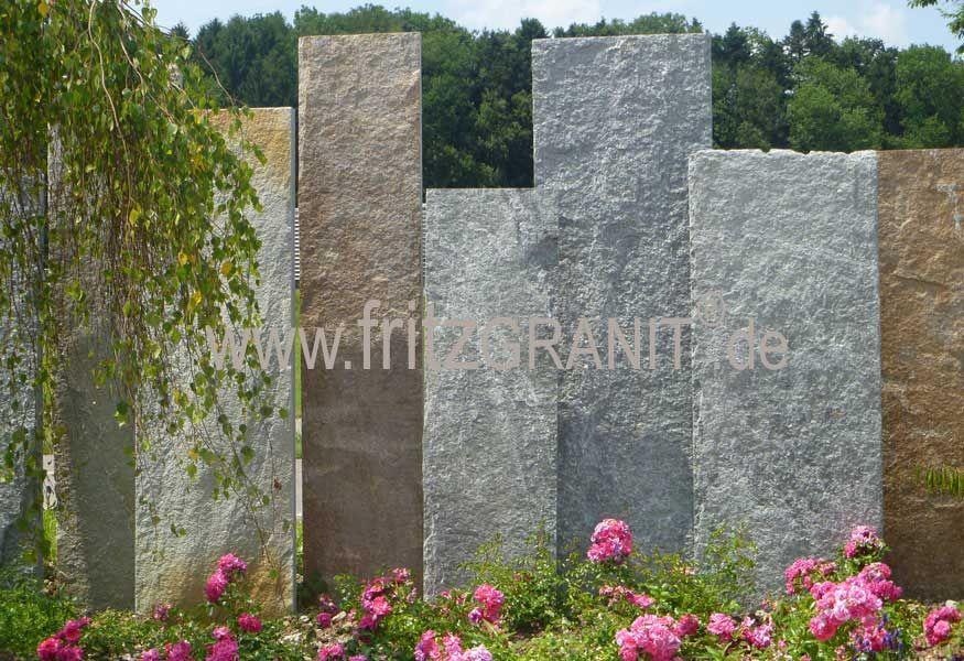 Sichtschutzplatte Elegance 1 In 2020 Landschaftsbau Garten Landschaftsbau Natursteine