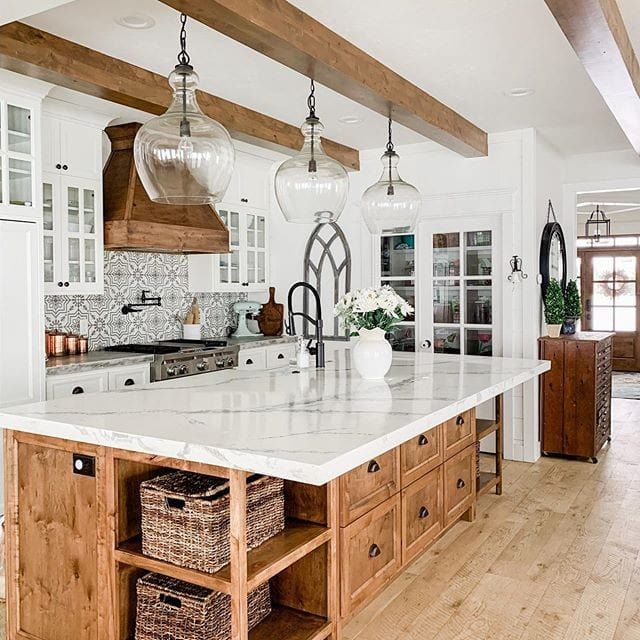 You Can't Help But Fall In Love With This Kitchen