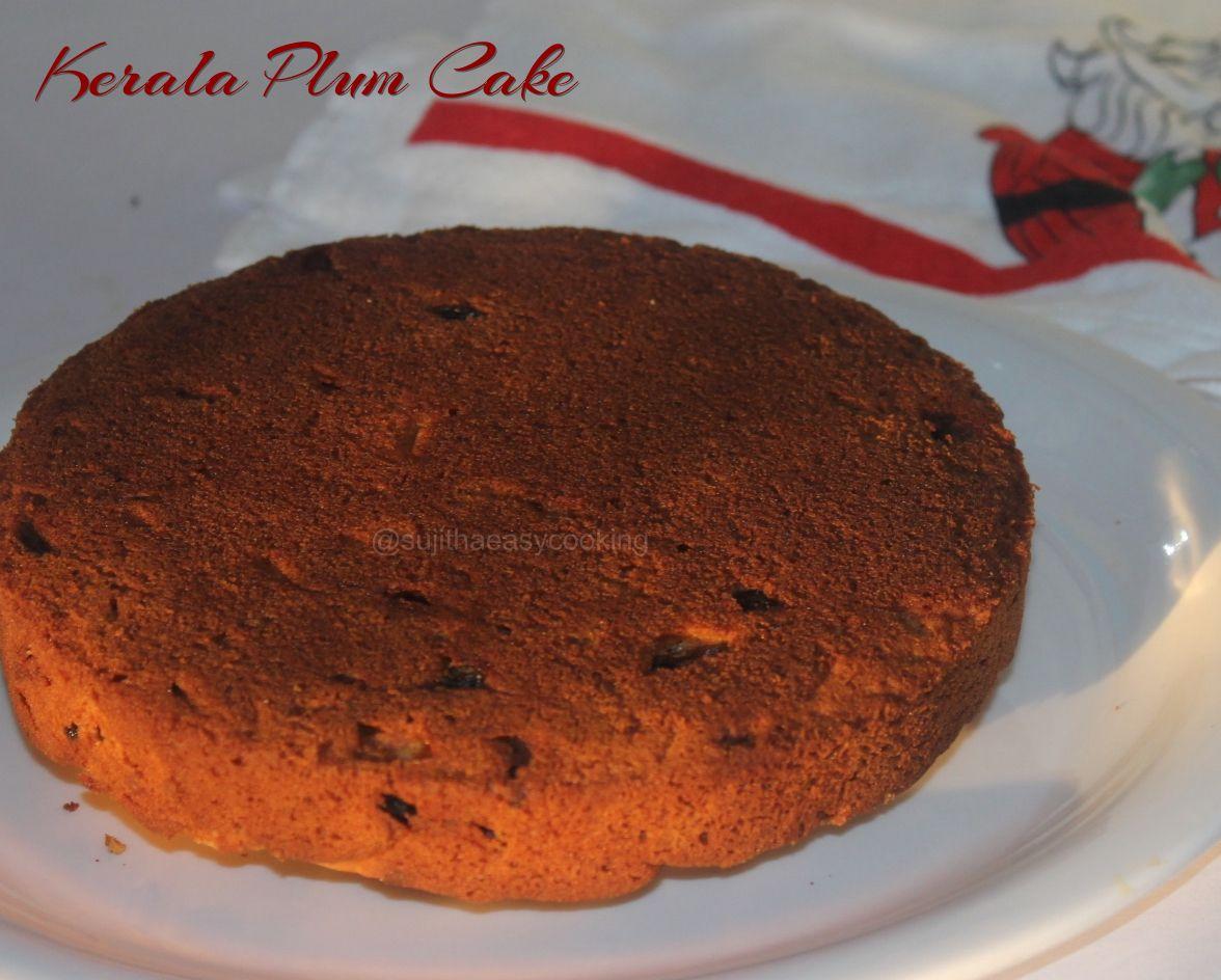 Kerala Plum Cake/No alcohol/No Butter/No oven/Pressure