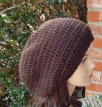 Crochet Dreadlock Hat Pattern   Crochet Dreadlock Hippy ...
