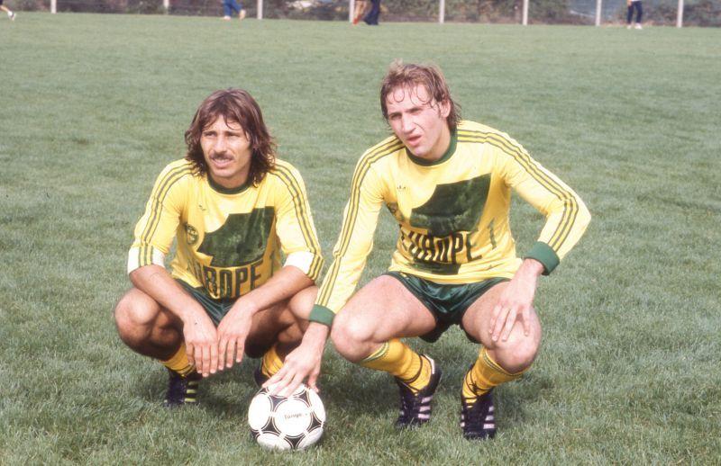 Victor Et Enzo Trossero Nantes Football Football Kits