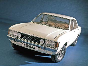 Ford Consul GT '1972–75