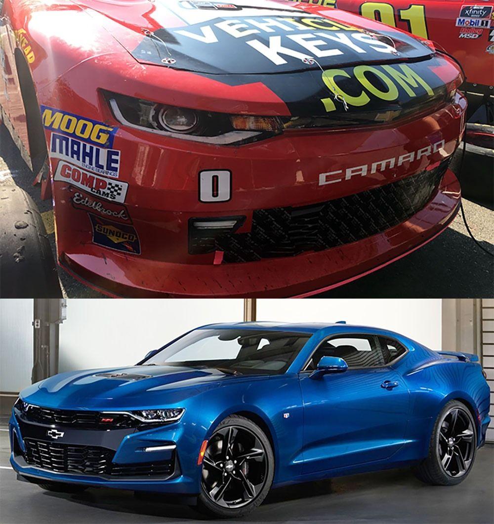 2019 Chevrolet Nascar New Interior