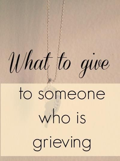 what to give to someone who is grieving Berevement Gifts, Baby Gifts, Memorial Ideas