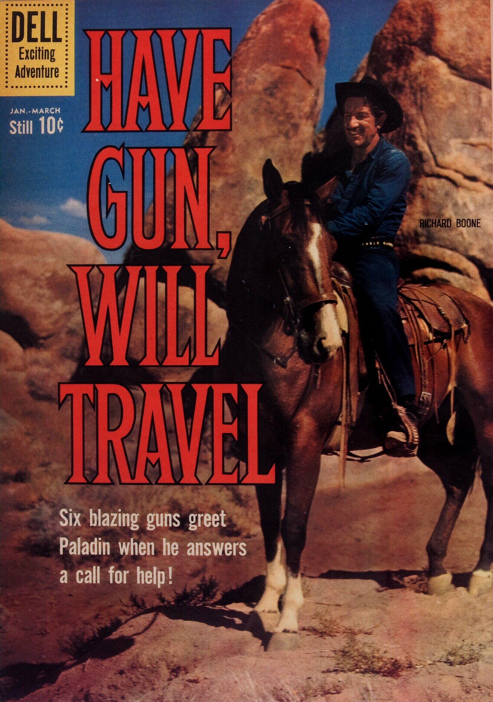 Have Gun - Will Travel (TV Series 1957–1963)