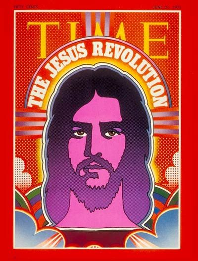 June 21, 1971 Time Mag's article on THE JESUS REVOLUTION! love it!