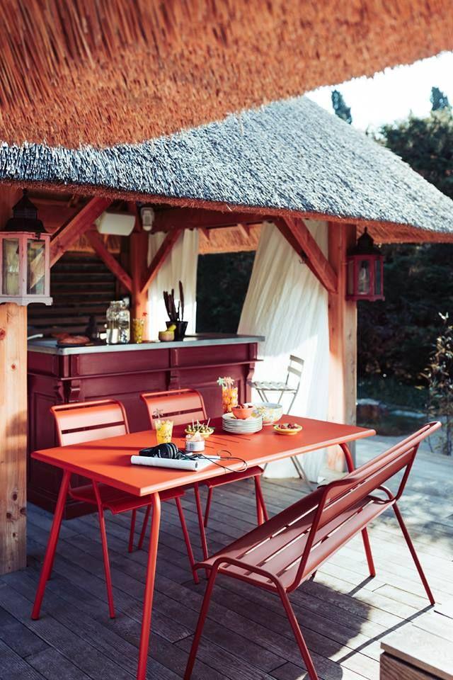 table #fauteuil #exterieur #mobilier #jardin #terrasse ...