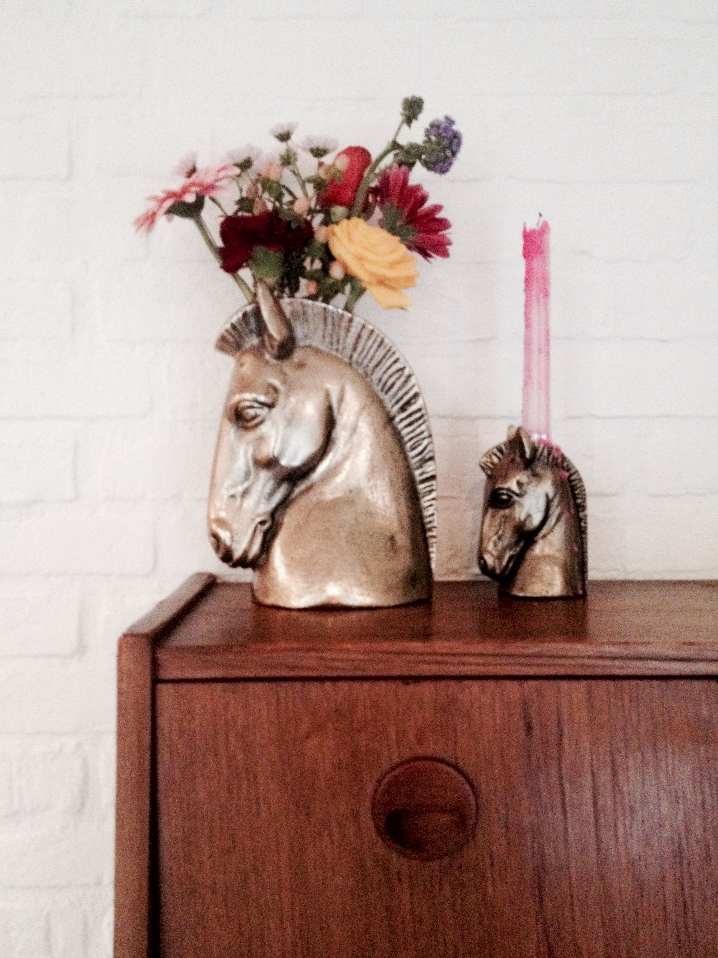 The Two Horses In Our Living. Kitchen DecorHorsesHorse