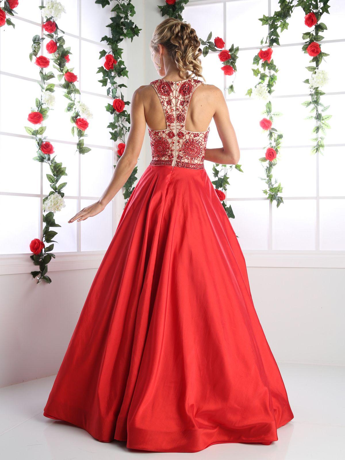 Elegant Prom Gown With Full Skirt Elegant Prom Dresses Prom Gown Dresses [ 1600 x 1200 Pixel ]