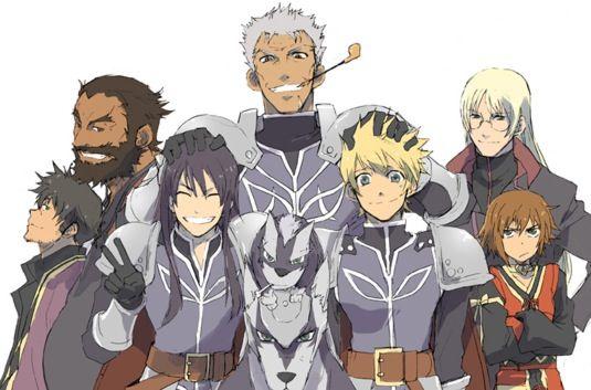 Vesperia First Strike Tales Of Vesperia Tales Series Anime Family