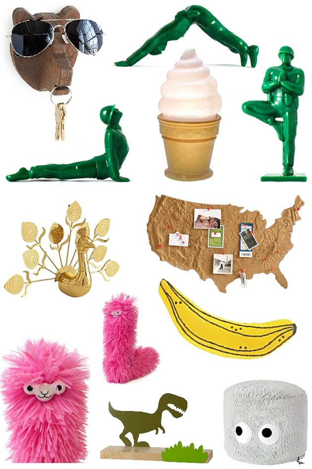 Photo of Fun, Quirky Home Decor for Kids at Heart | The Mom Edit