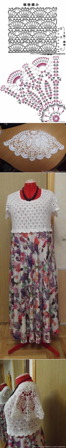 La combinación de tejidos y tejer autor Kvanessa