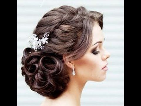 Hairstyle for Party for Girls
