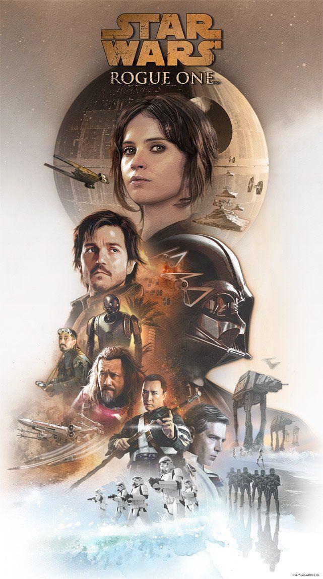 Rogue One Star Wars Malerei S Bild Star Wars Hintergrundbild