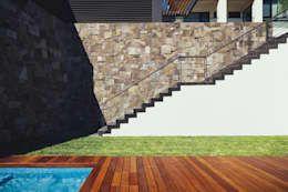 Photo of 14 ideas con piedra y luces para tus paredes