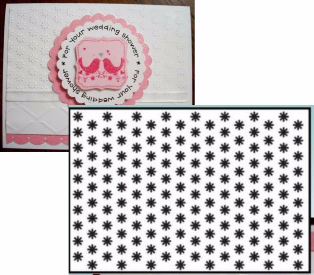 Small flowers for crafts - Small Flowers Embossing Folder Crafts Too Embossing Folders Ctfd3022 Daisies Craftstoo