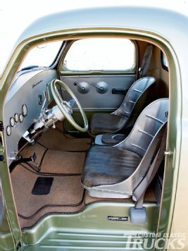1949 Studebaker Pickup Truck Custom Bucket Seats Photo 7 Studebaker Trucks Classic Trucks Studebaker