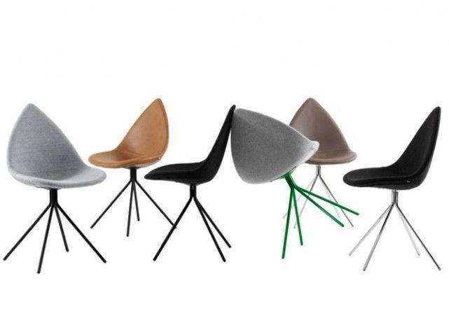 50 Chaises Design Pour Un Interieur Contemporain Elle Decoration Chaise Design Chaise De Salle A Manger Interieur Contemporain