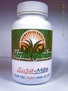 Supa Man Mix For Men Only By The Herbal Gardens Of South Florida