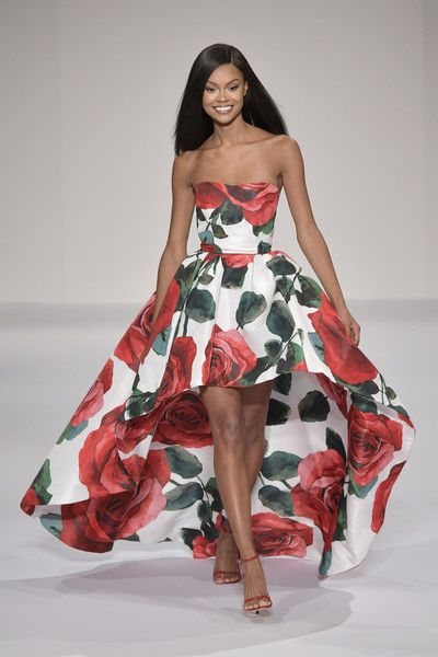 Yes, It is Sherri Hill New York Fashion Week Time - IPA