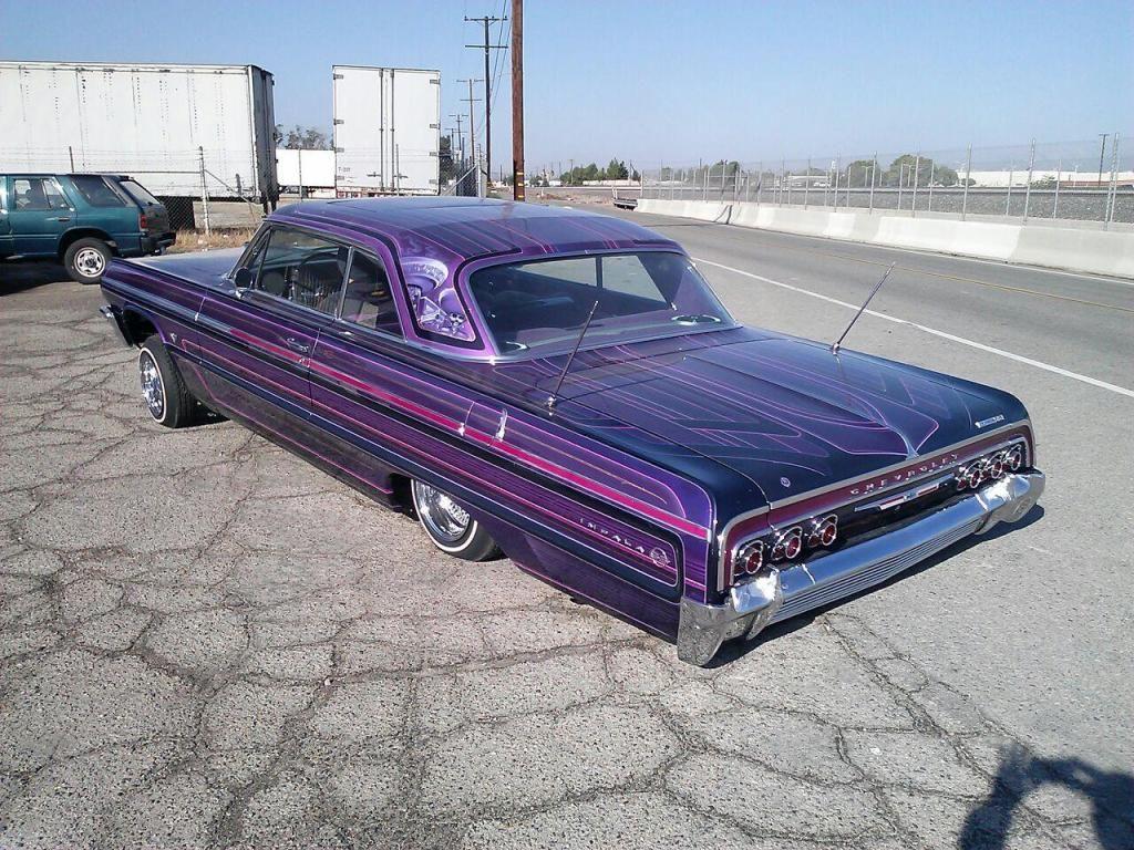 1964 Impala Super Sport Fest