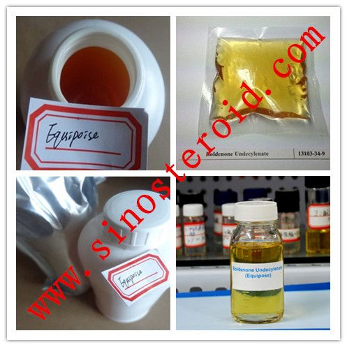 Injectable Boldenone Undecylenate Equipoise 200mg/ml,high
