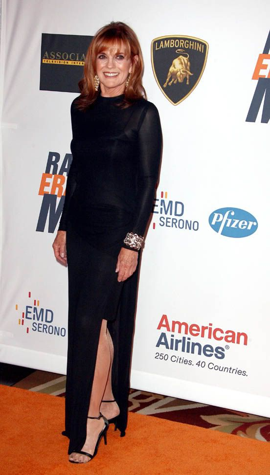How Old Is Linda Gray | Linda Gray / Victoria Principal - Recent Photos