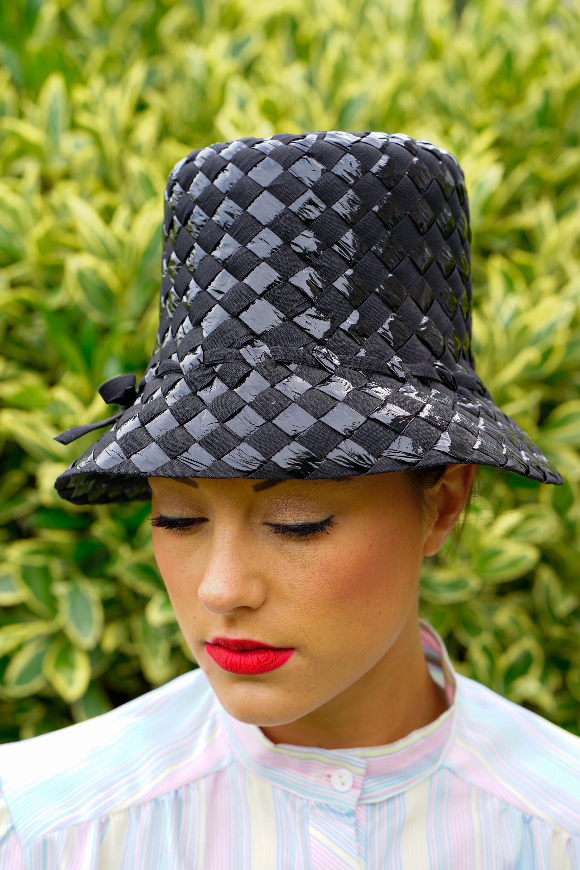 a5820dce61546 Vintage Peach Basket Hat